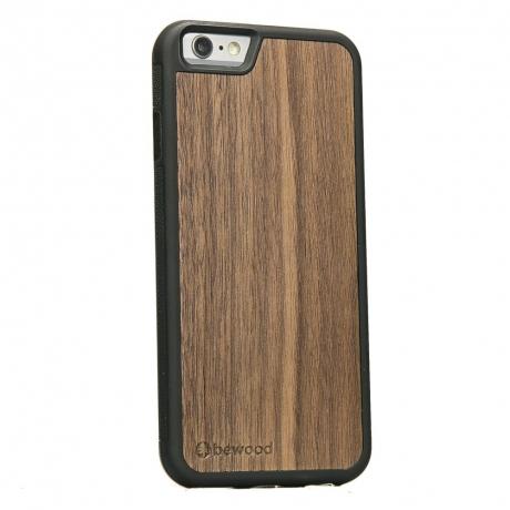 Drewniane Etui iPhone 6 Plus / 6s Plus ORZECH AMERYKAŃSKI