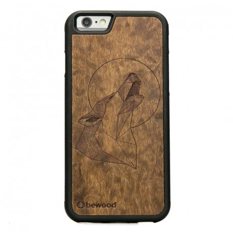 Drewniane Etui iPhone 6 Plus / 6s Plus WILK IMBUIA