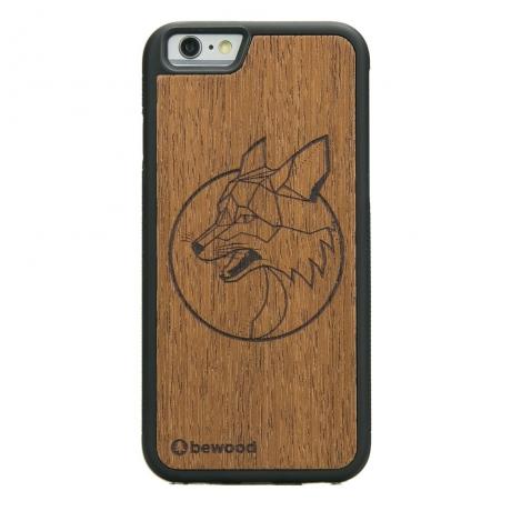 Drewniane Etui iPhone 6/6s LIS MERBAU