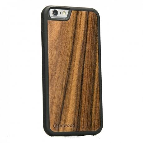 Drewniane Etui iPhone 6/6s PALISANDER SANTOS
