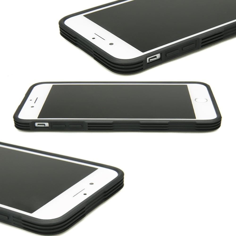 Drewniane Etui iPhone 6/6s/7/8 HARLEY PATENT ANIEGRE HEAVY