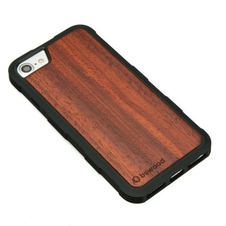 Drewniane Etui iPhone 6/6s/7/8 PADOUK HEAVY