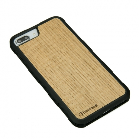 Drewniane Etui iPhone 6/6s/7/8 Plus DĄB HEAVY