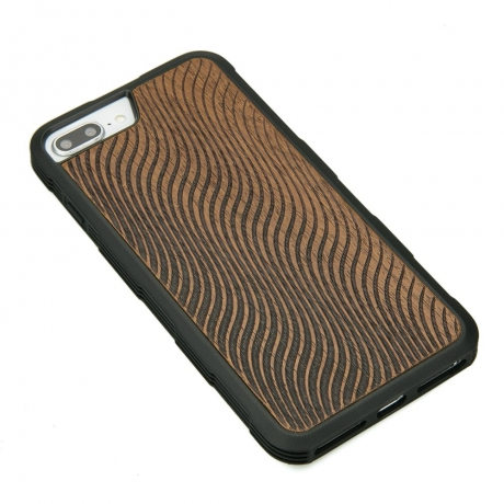 Drewniane Etui iPhone 6/6s/7/8 Plus FALE MERBAU HEAVY