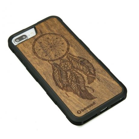 Drewniane Etui iPhone 6/6s/7/8 Plus ŁAPACZ SNÓW IMBUIA HEAVY