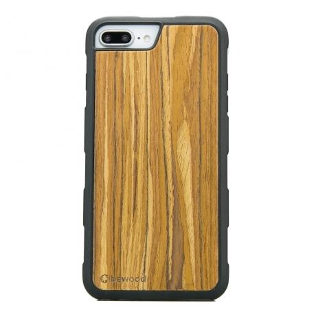 Drewniane Etui iPhone 6/6s/7/8 Plus OLIWKA HEAVY