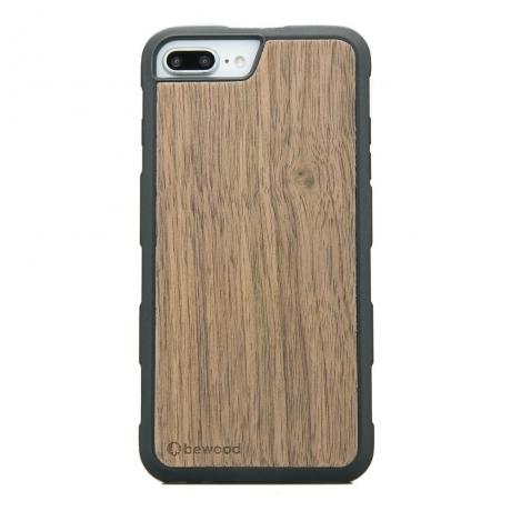 Drewniane Etui iPhone 6/6s/7/8 Plus ORZECH AMERYKAŃSKI HEAVY