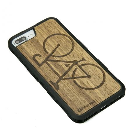 Drewniane Etui iPhone 6/6s/7/8 Plus ROWER LIMBA HEAVY