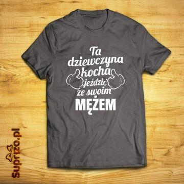 Koszulka dla żony od męża