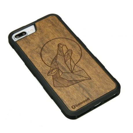 Drewniane Etui iPhone 6/6s/7/8 Plus WILK IMBUIA HEAVY
