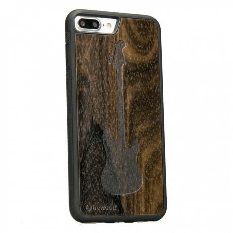 Drewniane Etui iPhone 7 Plus / 8 Plus GITARA ZIRICOTE