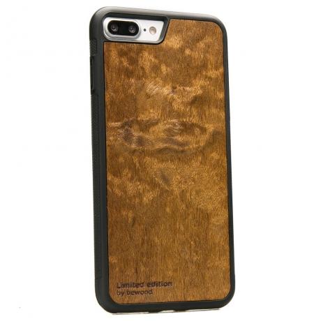 Drewniane Etui iPhone 7 Plus / 8 Plus IMBUIA