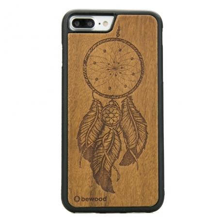 Drewniane Etui iPhone 7 Plus / 8 Plus ŁAPACZ SNÓW IMBUIA