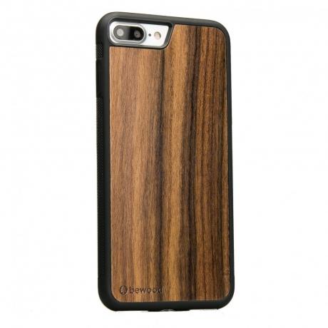 Drewniane Etui iPhone 7 Plus / 8 Plus PALISANDER SANTOS
