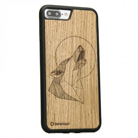 Drewniane Etui iPhone 7 Plus / 8 Plus WILK DĄB