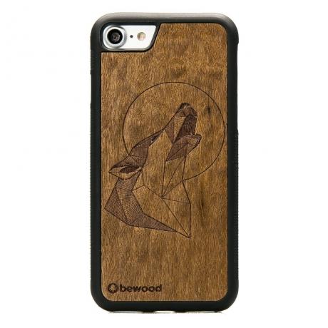 Drewniane Etui iPhone 7/8 WILK IMBUIA