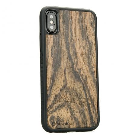 Drewniane Etui iPhone X/XS BOCOTE