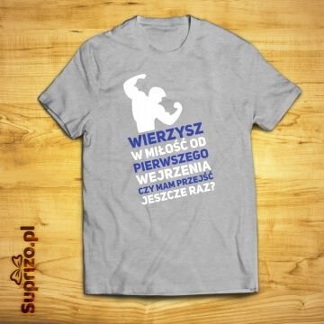 Koszulka dla narcyza