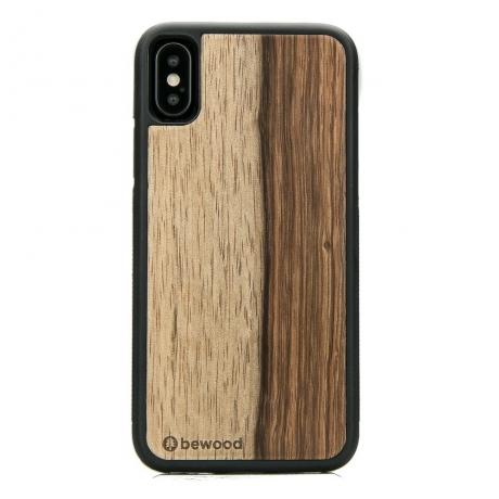 Drewniane Etui iPhone X/XS MANGO