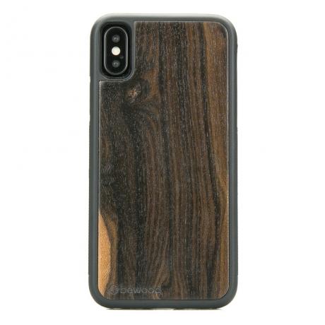 Drewniane Etui iPhone X/XS ZIRICOTE