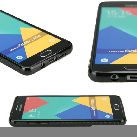 Drewniane Etui Samsung Galaxy A5 2016 HARLEY PATENT ANIEGRE
