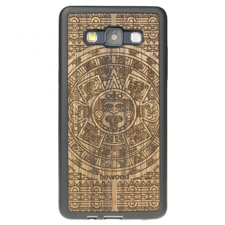 Drewniane Etui Samsung Galaxy A5 KALENDARZ AZTECKI LIMBA