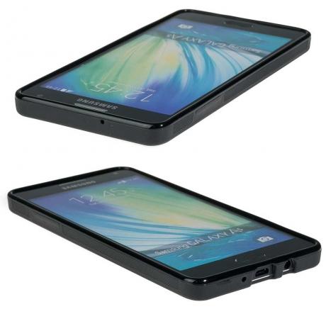 Drewniane Etui Samsung Galaxy A5 OLIWKA