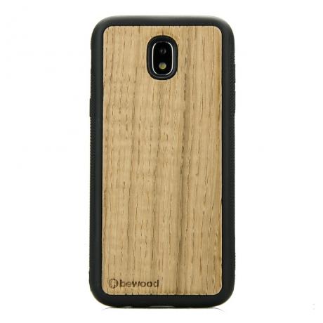 Drewniane Etui Samsung Galaxy J7 2017 DĄB