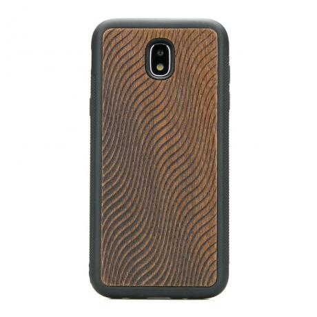 Drewniane Etui Samsung Galaxy J7 2017 FALE MERBAU