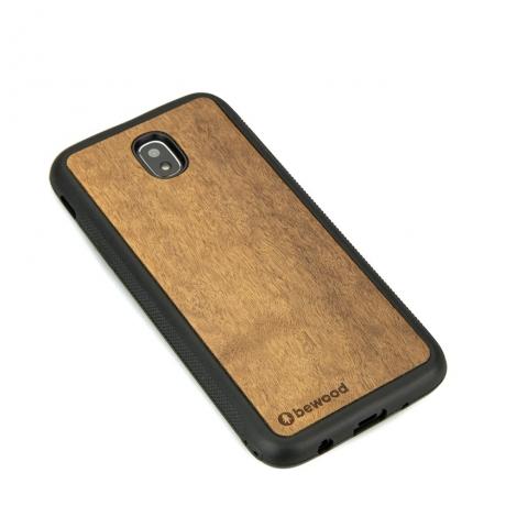 Drewniane Etui Samsung Galaxy J7 2017 IMBUIA