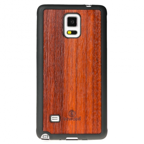 Drewniane Etui Samsung Galaxy Note 4 PADOUK