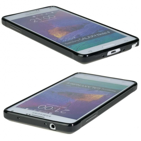 Drewniane Etui Samsung Galaxy Note 4 PALISANDER