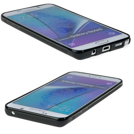 Drewniane Etui Samsung Galaxy Note 5 HARLEY PATENT ANIEGRE