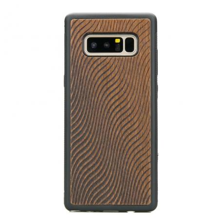 Drewniane Etui Samsung Galaxy Note 8 FALE MERBAU