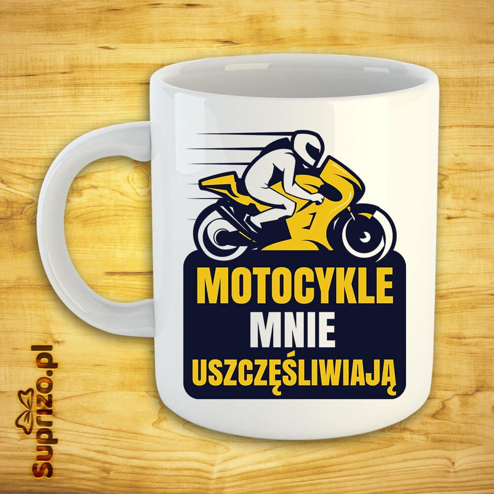 Kubek z nadrukiem dla motocyklisty