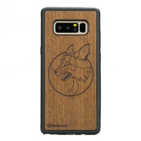 Drewniane Etui Samsung Galaxy Note 8 LIS MERBAU