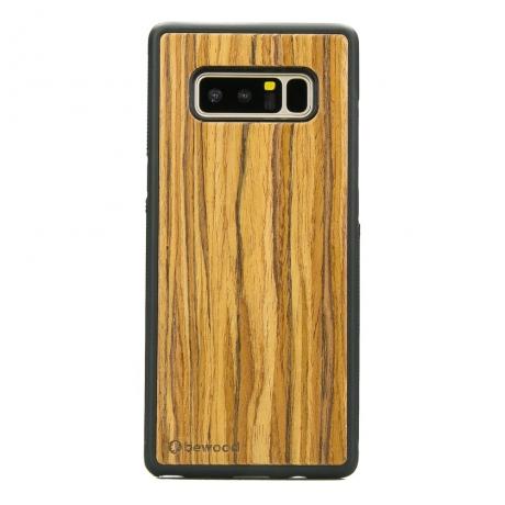 Drewniane Etui Samsung Galaxy Note 8 OLIWKA