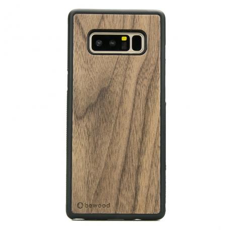 Drewniane Etui Samsung Galaxy Note 8 ORZECH AMERYKAŃSKI