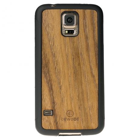 Drewniane Etui Samsung Galaxy S5/S5 Neo TEK