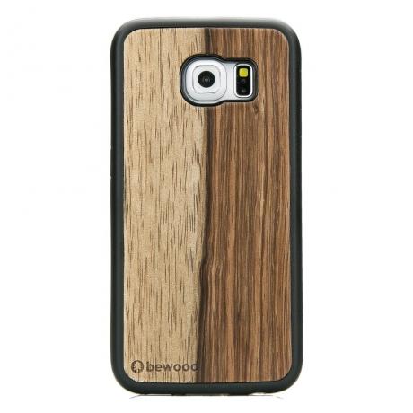 Drewniane Etui Samsung Galaxy S6 Edge MANGO