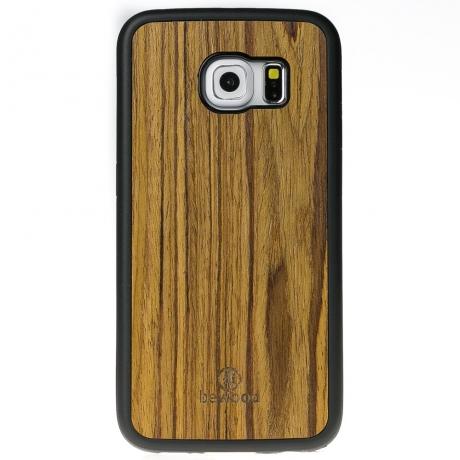 Drewniane Etui Samsung Galaxy S6 Edge OLIWKA