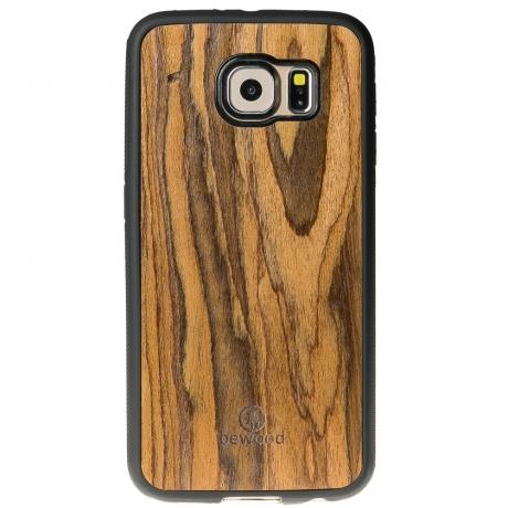 Drewniane Etui Samsung Galaxy S6 PALISANDER