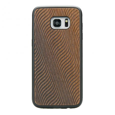 Drewniane Etui Samsung Galaxy S7 Edge FALE MERBAU