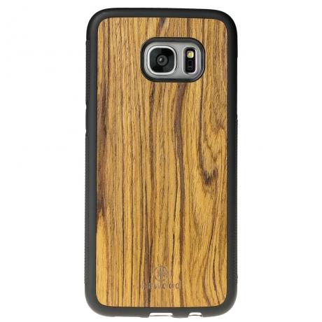 Drewniane Etui Samsung Galaxy S7 Edge OLIWKA
