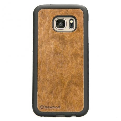 Drewniane Etui Samsung Galaxy S7 IMBUIA