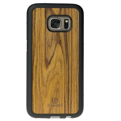 Drewniane Etui Samsung Galaxy S7 OLIWKA