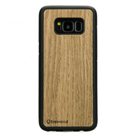 Drewniane Etui Samsung Galaxy S8 DĄB