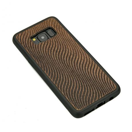 Drewniane Etui Samsung Galaxy S8 FALE MERBAU