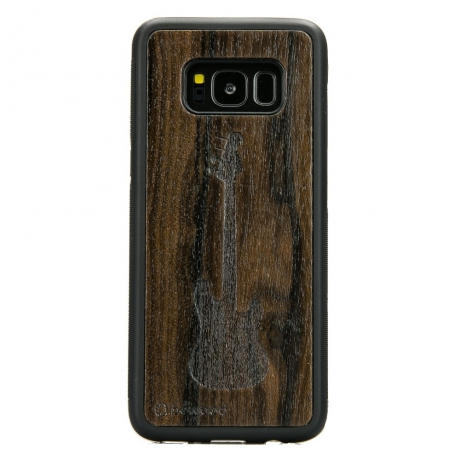 Drewniane Etui Samsung Galaxy S8 GITARA ZIRICOTE