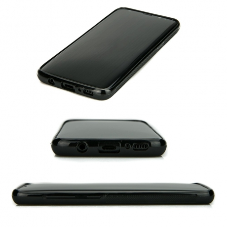 Drewniane Etui Samsung Galaxy S8 HAMSA IMBUIA